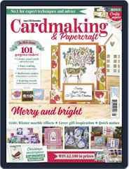 Cardmaking & Papercraft (Digital) Subscription November 1st, 2019 Issue
