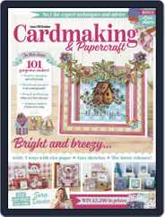 Cardmaking & Papercraft (Digital) Subscription October 1st, 2019 Issue