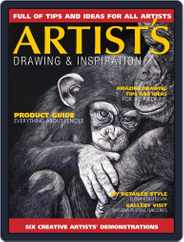 Artists Drawing and Inspiration (Digital) Subscription February 15th, 2019 Issue