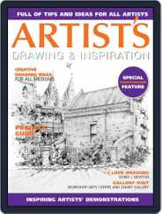 Artists Drawing and Inspiration (Digital) Subscription February 1st, 2019 Issue