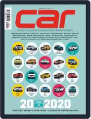 CAR (Digital) Subscription December 1st, 2019 Issue