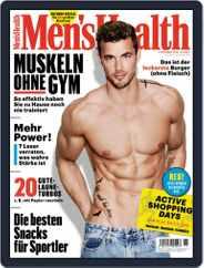 Men's Health Deutschland (Digital) Subscription November 1st, 2019 Issue