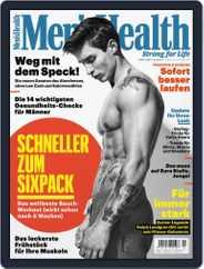Men's Health Deutschland (Digital) Subscription April 1st, 2019 Issue