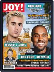 Joy! (Digital) Subscription January 1st, 2020 Issue