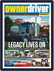 Owner Driver (Digital) Subscription December 1st, 2019 Issue