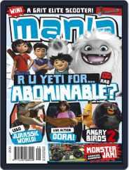 Mania (Digital) Subscription October 1st, 2019 Issue