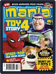 Mania (Digital) Subscription July 1st, 2019 Issue