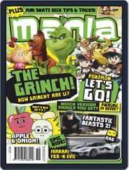 Mania (Digital) Subscription December 1st, 2018 Issue