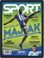 Inside Sport (Digital) Subscription August 1st, 2019 Issue