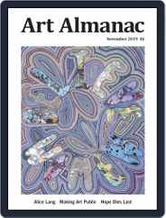 Art Almanac (Digital) Subscription November 1st, 2019 Issue