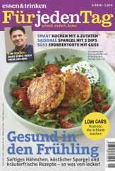 essen&trinken für jeden Tag (Digital) Subscription May 1st, 2020 Issue