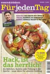 essen&trinken für jeden Tag (Digital) Subscription September 1st, 2019 Issue