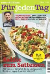 essen&trinken für jeden Tag (Digital) Subscription July 1st, 2019 Issue