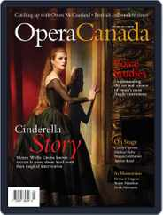 Opera Canada (Digital) Subscription January 1st, 2017 Issue