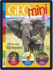 GEOmini (Digital) Subscription October 1st, 2019 Issue