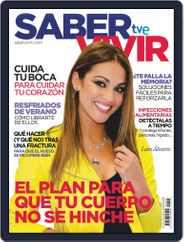 Saber Vivir (Digital) Subscription July 1st, 2019 Issue