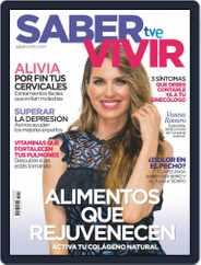 Saber Vivir (Digital) Subscription May 1st, 2019 Issue