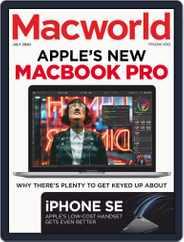Macworld UK (Digital) Subscription July 1st, 2020 Issue