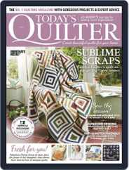 Today's Quilter (Digital) Subscription May 15th, 2020 Issue