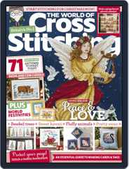 The World of Cross Stitching (Digital) Subscription November 1st, 2019 Issue