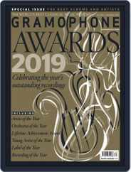 Gramophone (Digital) Subscription October 2nd, 2019 Issue