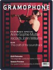Gramophone (Digital) Subscription September 1st, 2019 Issue