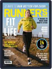 Runner's World UK (Digital) Subscription July 1st, 2020 Issue