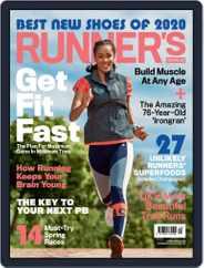 Runner's World UK (Digital) Subscription April 1st, 2020 Issue