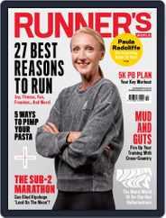 Runner's World UK (Digital) Subscription November 1st, 2019 Issue