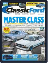 Classic Ford (Digital) Subscription December 1st, 2019 Issue