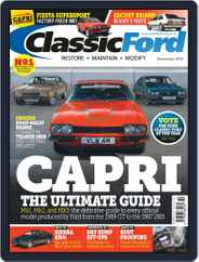Classic Ford (Digital) Subscription November 1st, 2019 Issue