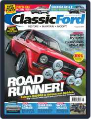 Classic Ford (Digital) Subscription August 1st, 2019 Issue