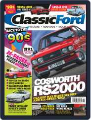 Classic Ford (Digital) Subscription June 1st, 2019 Issue