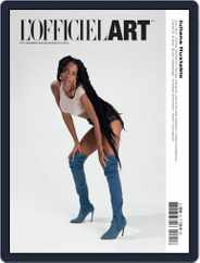 L'officiel Art (Digital) Subscription December 1st, 2017 Issue