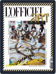 L'officiel Art (Digital) Subscription September 17th, 2015 Issue