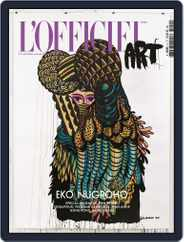 L'officiel Art (Digital) Subscription November 27th, 2014 Issue