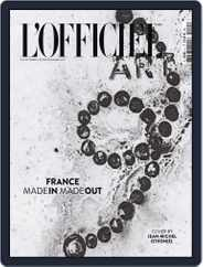 L'officiel Art (Digital) Subscription October 2nd, 2014 Issue