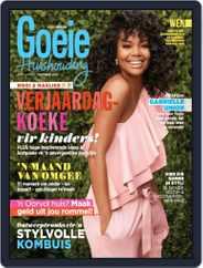 Goeie Huishouding (Digital) Subscription October 1st, 2018 Issue