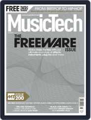Music Tech (Digital) Subscription November 1st, 2019 Issue