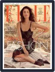 ELLE Australia (Digital) Subscription October 1st, 2019 Issue