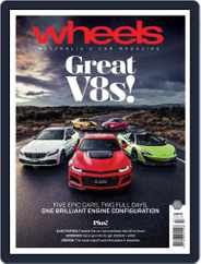 Wheels (Digital) Subscription July 1st, 2019 Issue