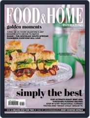 Food & Home Entertaining (Digital) Subscription February 1st, 2020 Issue