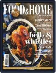Food & Home Entertaining (Digital) Subscription December 1st, 2019 Issue
