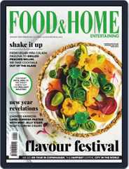 Food & Home Entertaining (Digital) Subscription January 1st, 2019 Issue