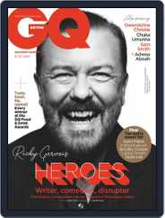 British GQ (Digital) Subscription June 1st, 2019 Issue
