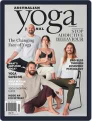 Australian Yoga Journal (Digital) Subscription October 1st, 2019 Issue