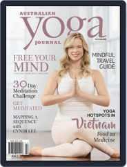 Australian Yoga Journal (Digital) Subscription May 1st, 2019 Issue