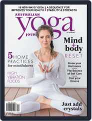 Australian Yoga Journal (Digital) Subscription August 1st, 2018 Issue