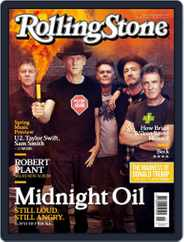 Rolling Stone Australia (Digital) Subscription November 1st, 2017 Issue