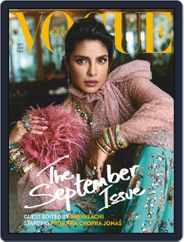 VOGUE India (Digital) Subscription September 1st, 2019 Issue